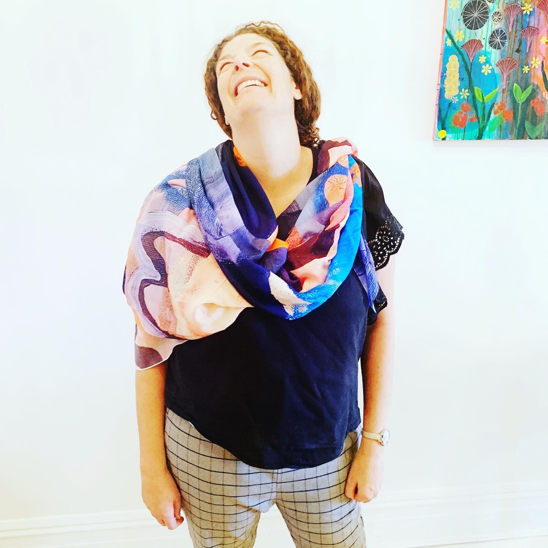 jess crawford modern australian artist
