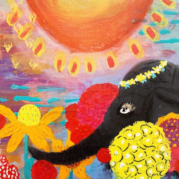 Sunshine Original Artwork