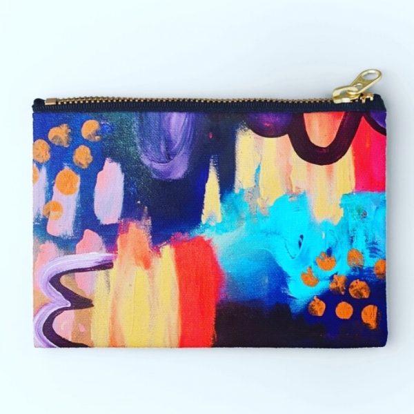 mysterious pouch moody australian art