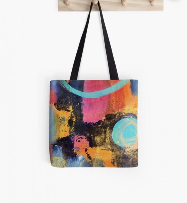 Night Skies funky totebags