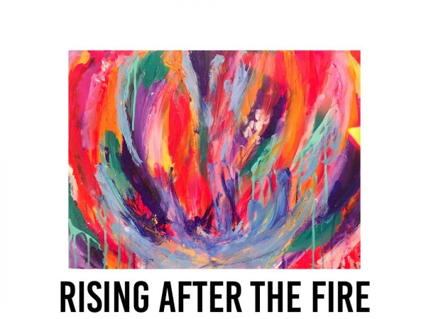 rising after the fire artwork